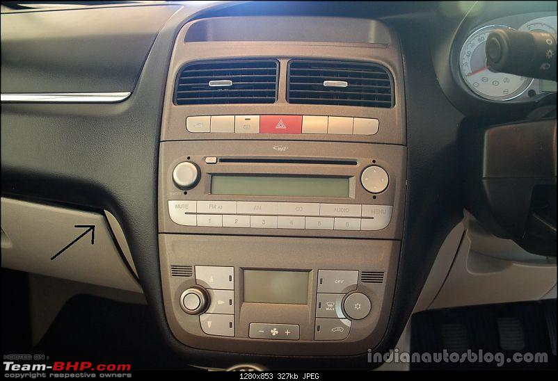 Fiat Linea T-Jet : Test Drive & Review-fiatlineatjetenterconsole.jpg