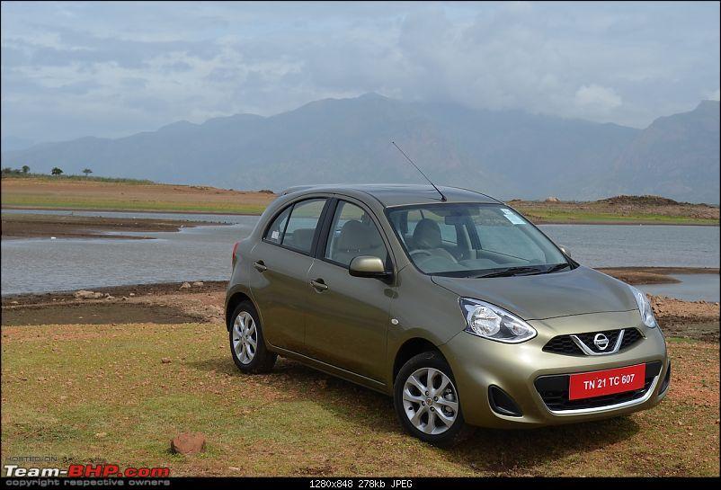 Nissan Micra : Test Drive & Review-2013nissanmicrametallicsage.jpg