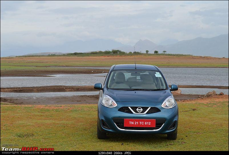 Nissan Micra : Test Drive & Review-2013nissanmicrafrontview.jpg