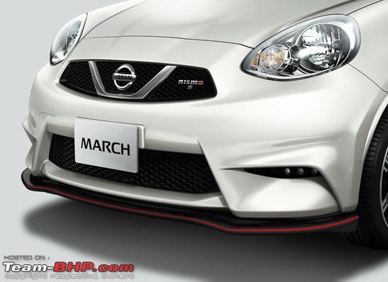 Name:  NissanMicraMarchNISMOfrontbumper.jpg Views: 2956 Size:  151.3 KB