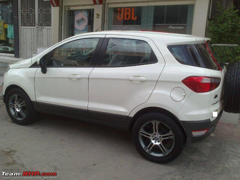Ford EcoSport : Official Review