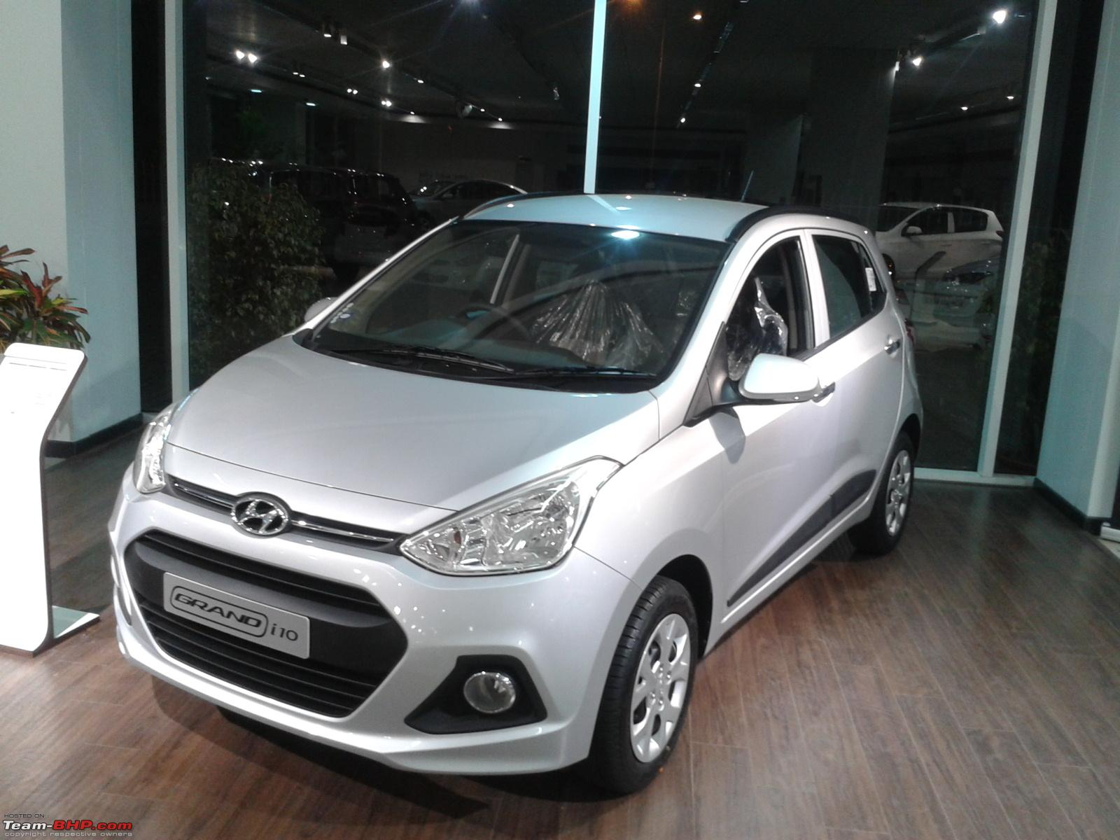 Hyundai i10 / Grand i10 Reviews | Priceprice.com