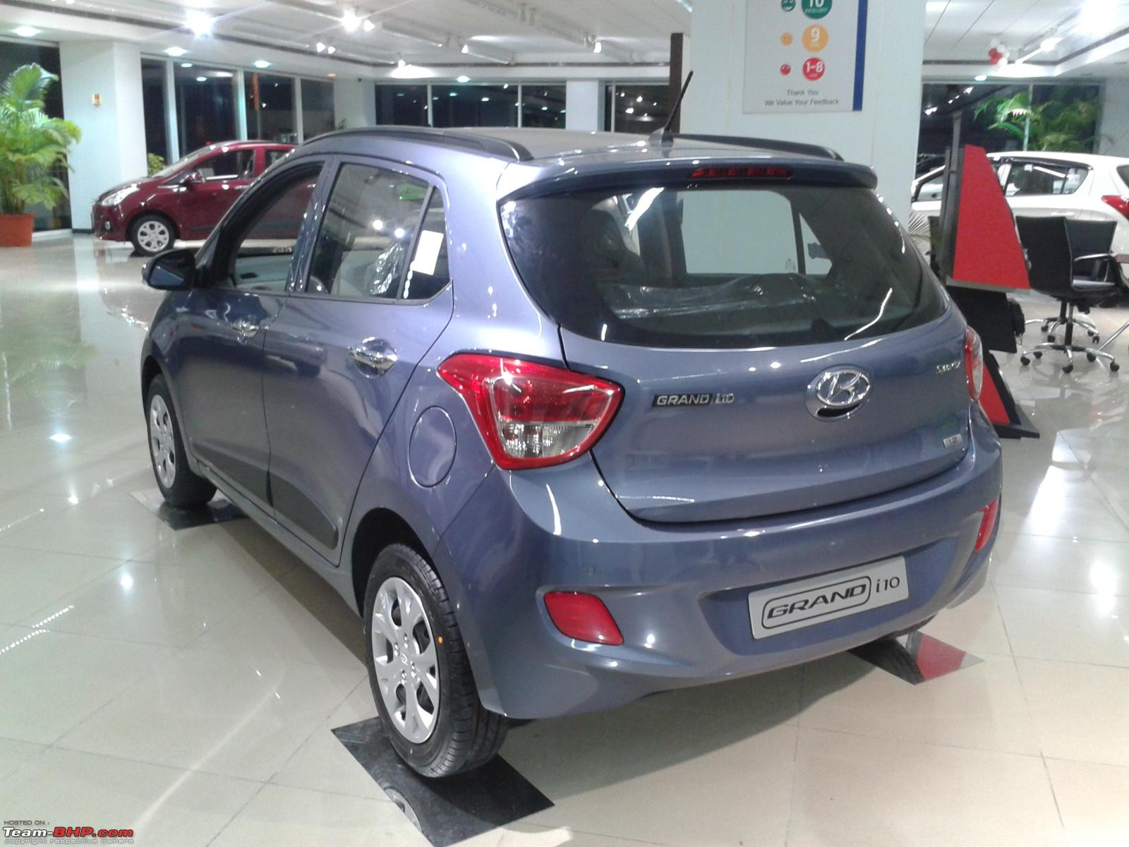 Hyundai Outstanding Hyundai I10 Sedan For 2017 Review Car Suggest ...
