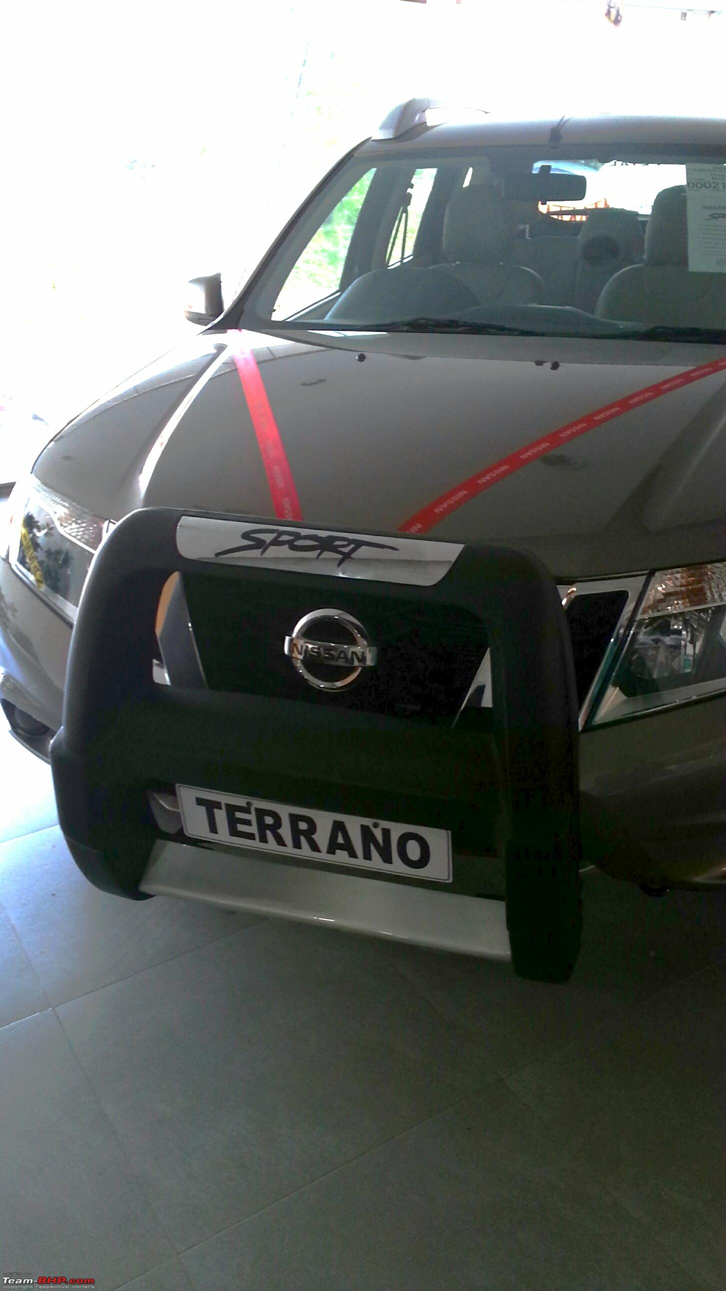 nissan terrano   official review - page 8