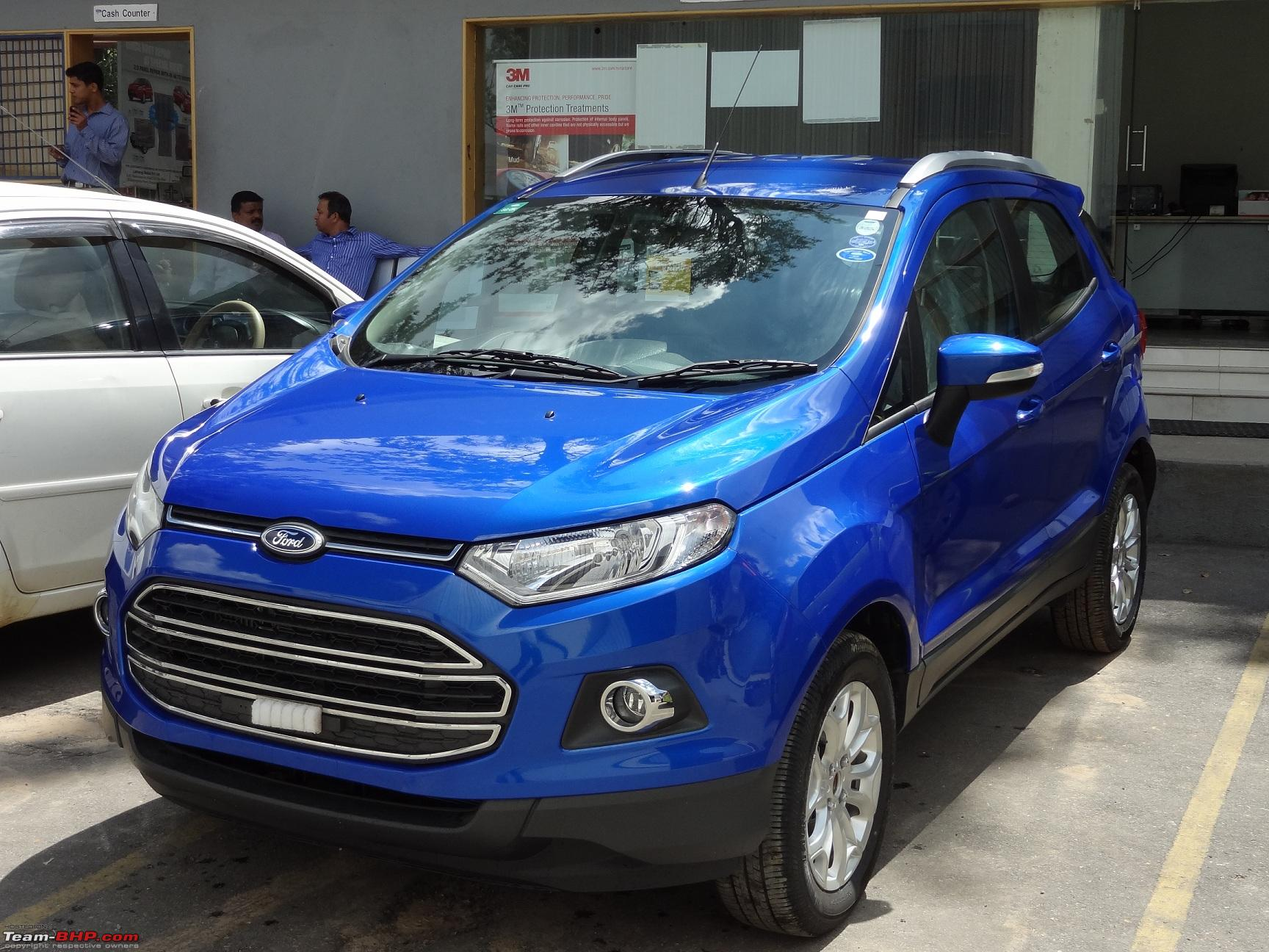 Ford Ecosport Official Review Page 322 Team Bhp