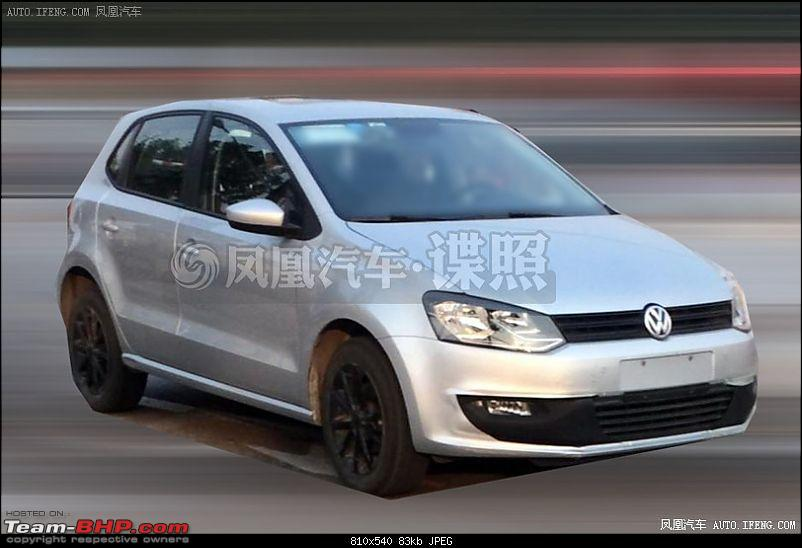 Volkswagen Polo 1.2L GT TSI : Official Review-vwpolofaceliftspiedchina.jpg