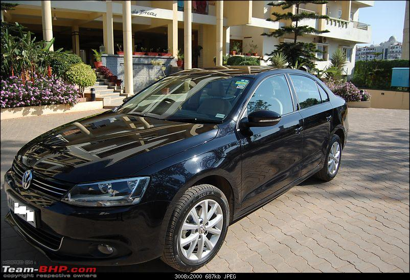 volkswagen jetta test drive review page 95 team bhp. Black Bedroom Furniture Sets. Home Design Ideas