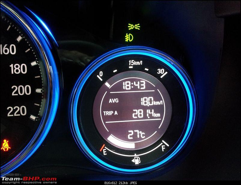 4th-gen Honda City : Official Review-half-tank.jpg