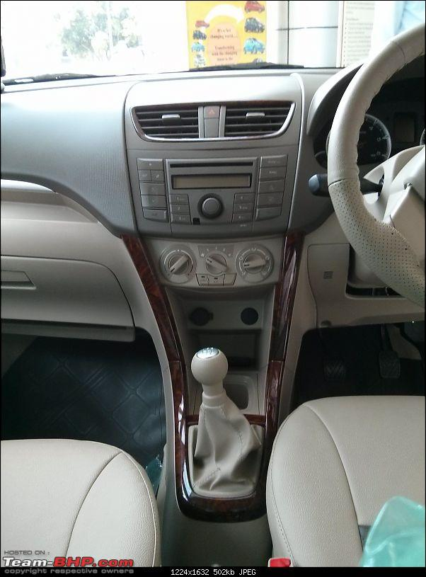 Maruti Ertiga : Official Review-vdi-dash.jpg