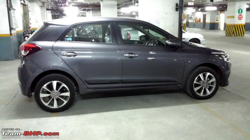 Hyundai Elite I20 Official Review Team Bhp Autos Post
