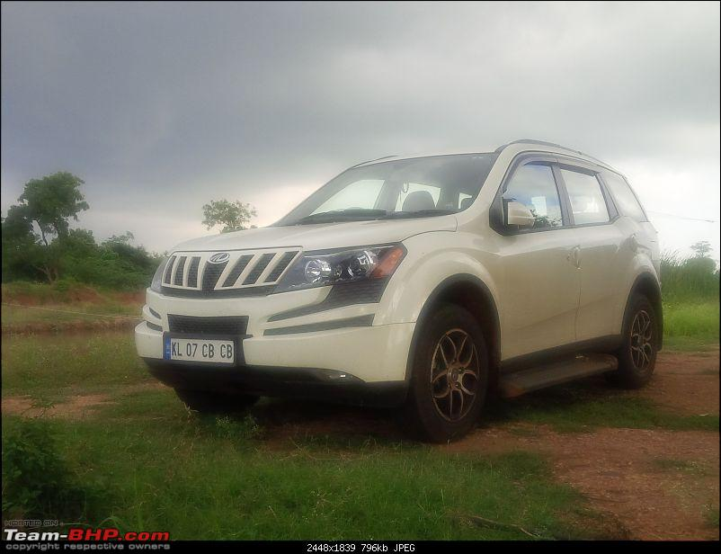 Mahindra XUV500 : Test Drive & Review-img_20141021_161106.jpg