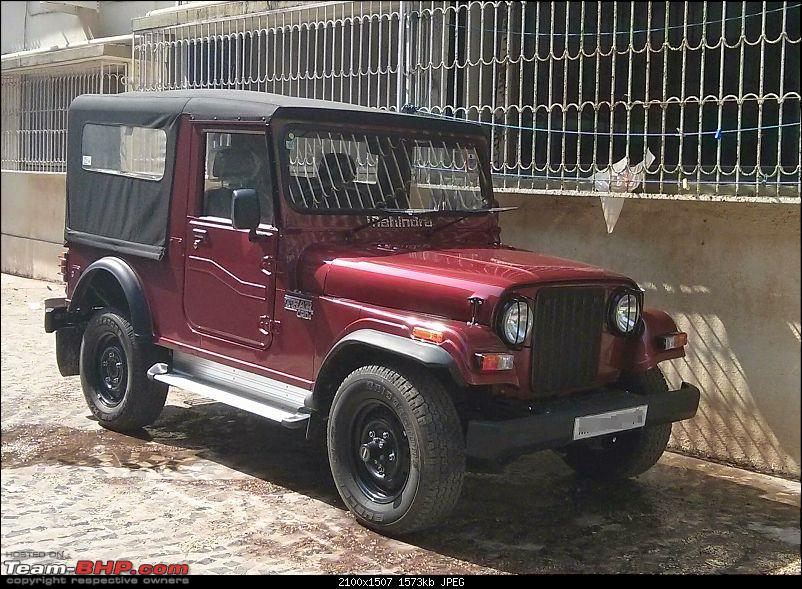 Mahindra Thar : Test Drive &amp; Review-img_20150118_134631.jpg <br /> <a href=