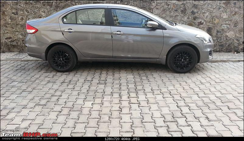 Maruti Ciaz : Official Review-20141225_154957.jpg