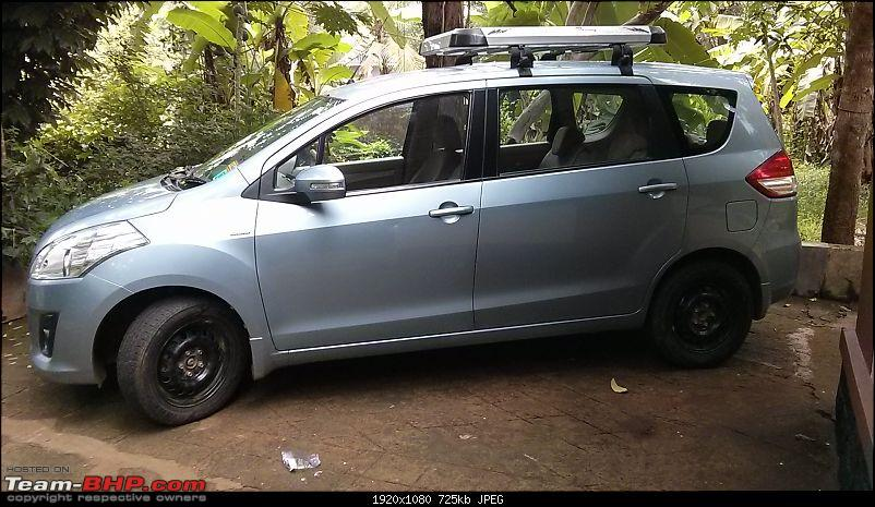 Maruti Ertiga : Official Review-wheelleftbefore.jpg