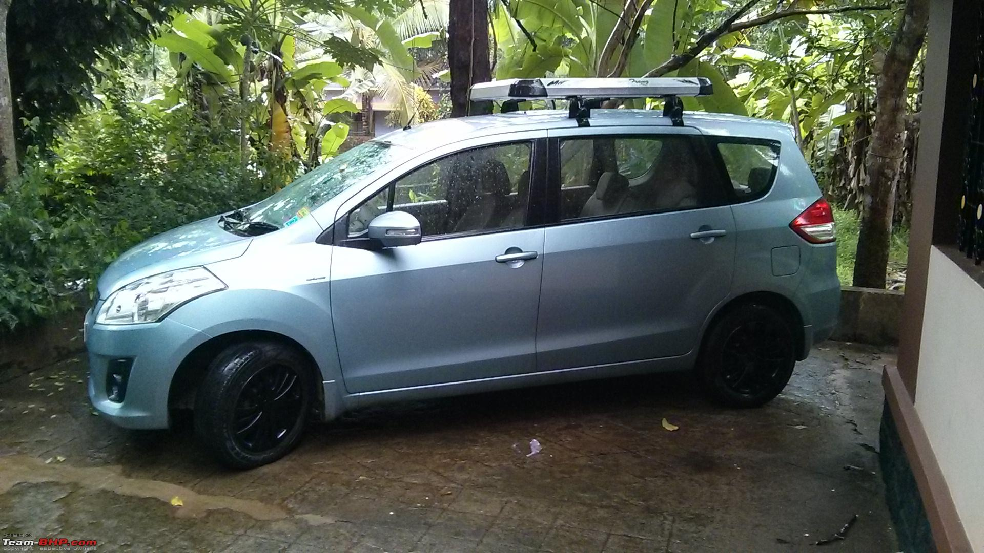 Maruti Ertiga Official Review Wheelleftafter