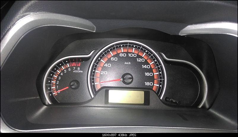 Maruti Alto K10 : Official Review-speedo.jpg