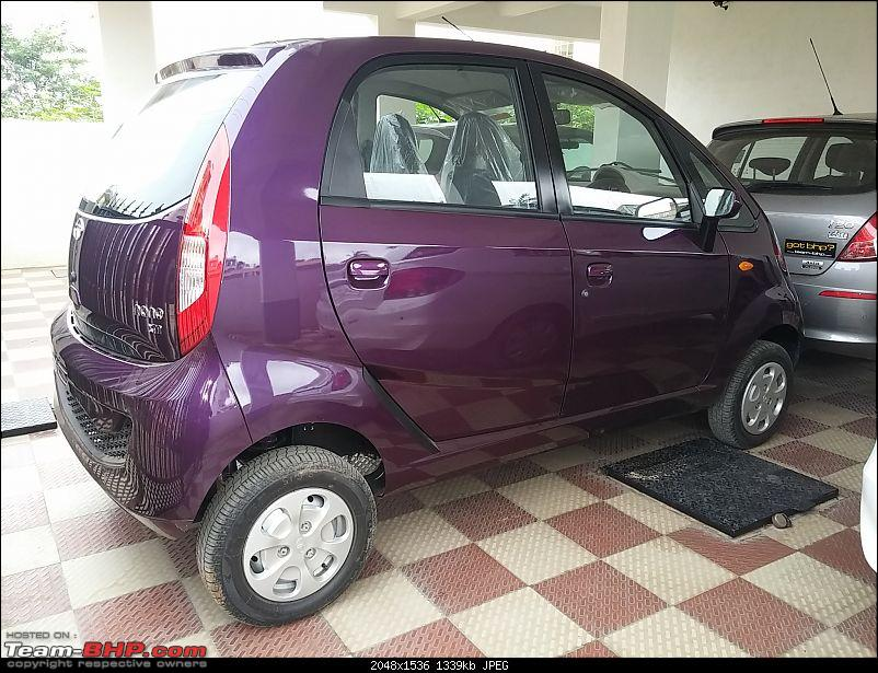 Tata Nano AMT (Automatic) : Official Review-20150613_065246.jpg