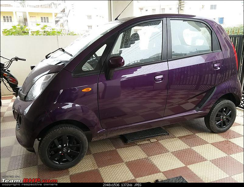 Tata Nano AMT (Automatic) : Official Review-20150619_084943.jpg