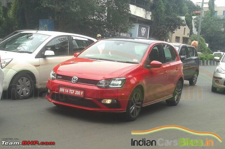 Name:  VolkswagenPoloGTIIndiaSpied.jpg
