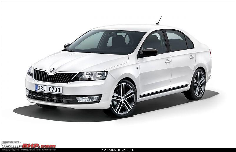 Skoda Rapid : Test Drive & Review-skodarapidstyleplusfront.jpg