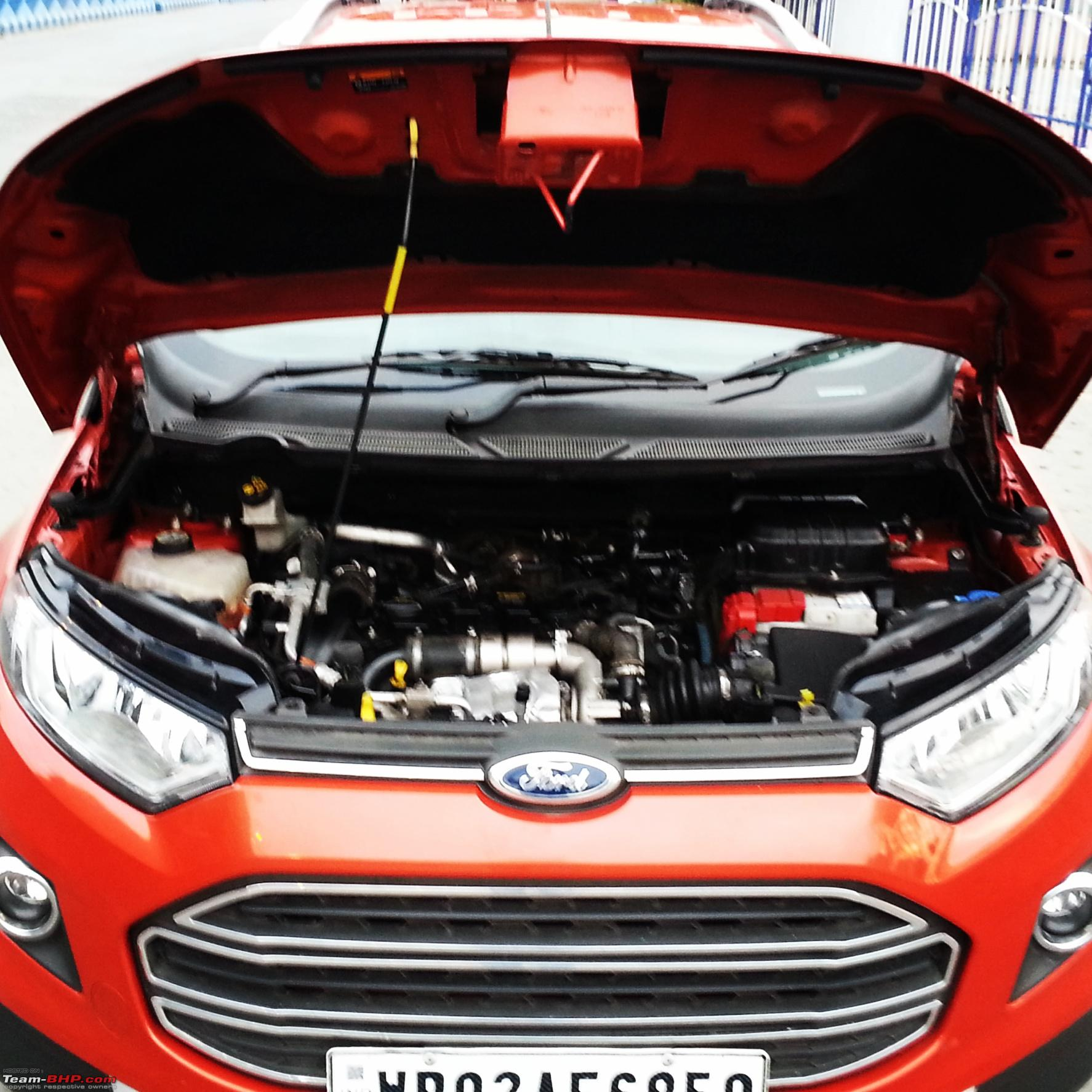 Ford Ecosport Official Review Page 623 Team Bhp
