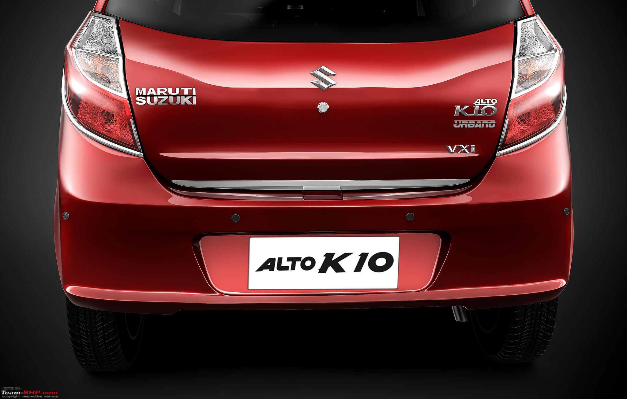 Maruti Alto K10 Official Review Page 7 Team Bhp