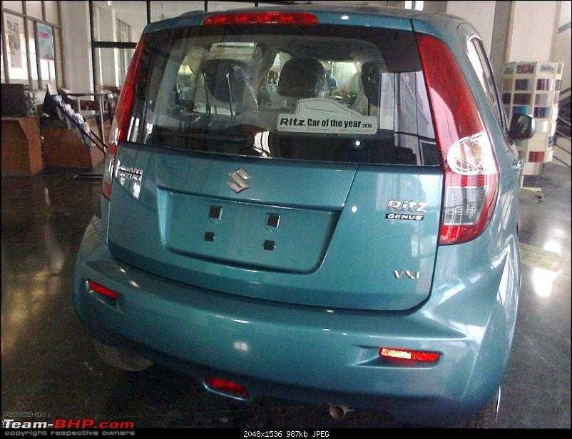 Maruti Alto K10 : Official Review-photo0933.jpg