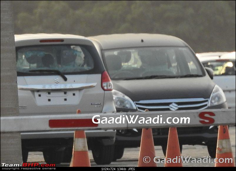 Maruti Ertiga : Official Review-2016marutisuzukiertigazspotted6.jpg