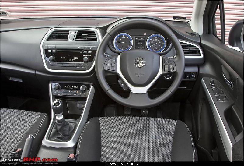Maruti S-Cross : Official Review-delta-dash.jpg