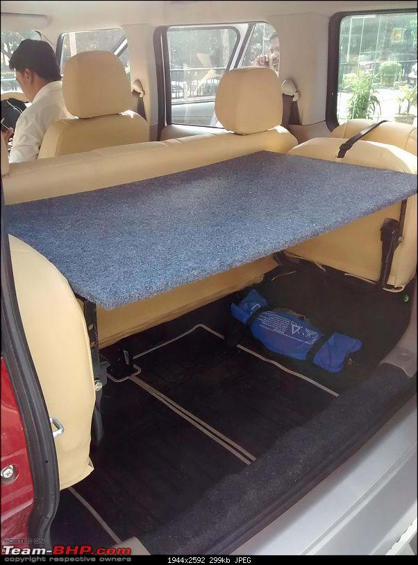 Mahindra TUV300 : Official Review-parcel-tray-02.jpg