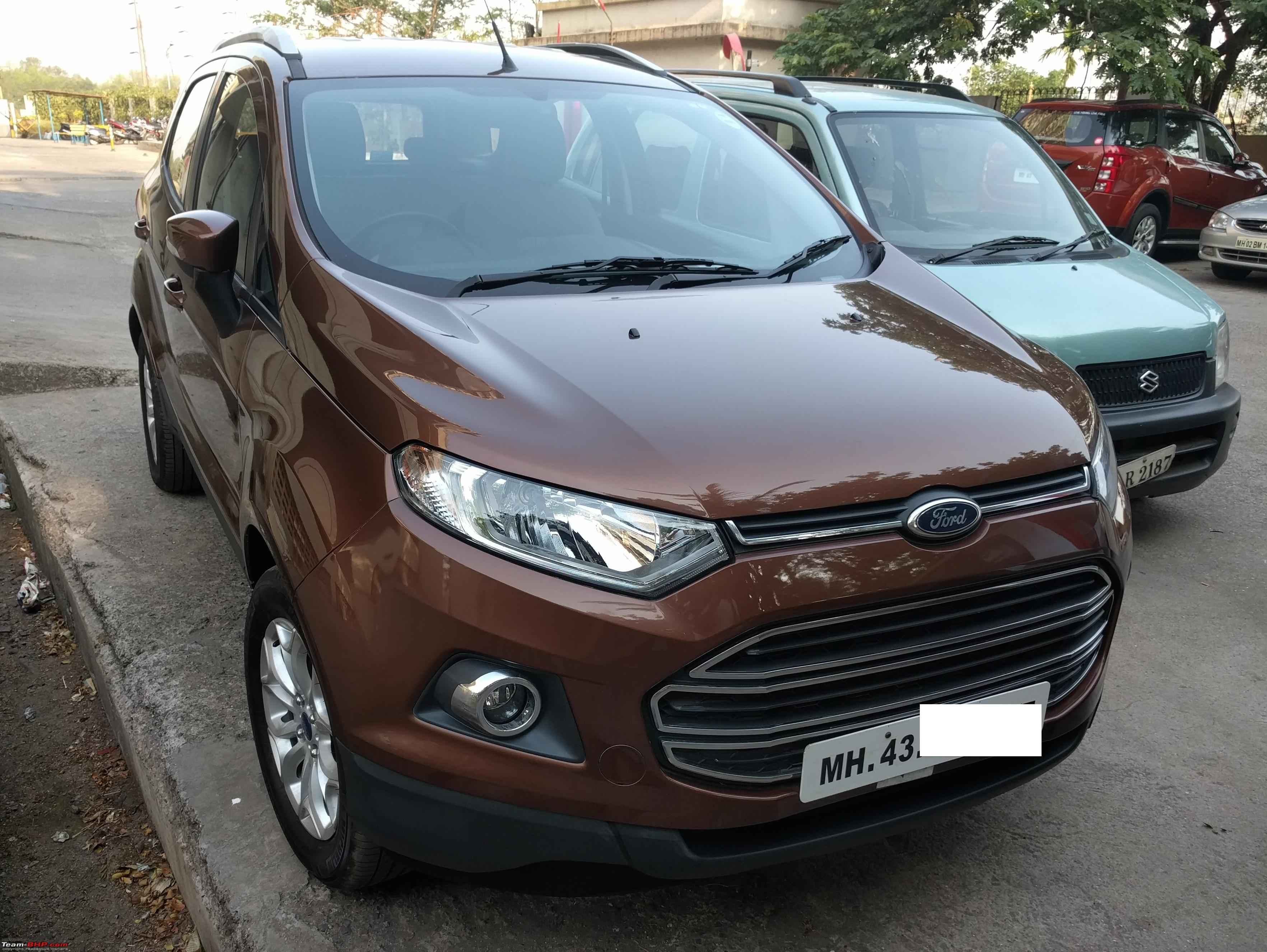 Ford Ecosport Official Review Page 666 Team Bhp
