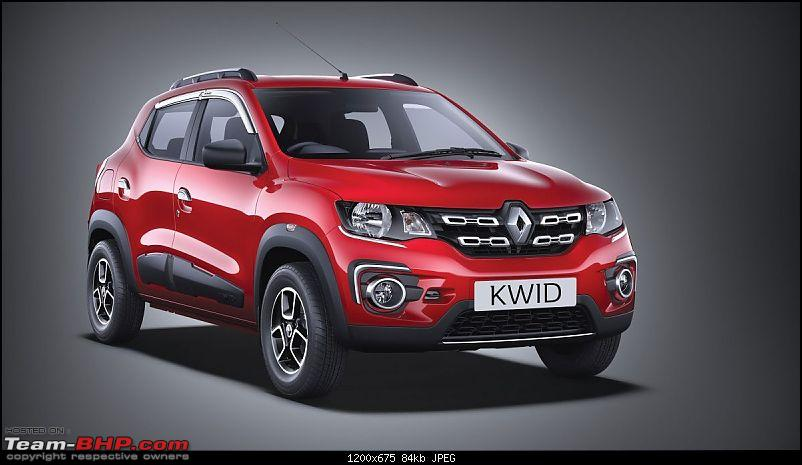 Renault Kwid : Official Review-renaultkwidfrontrightquarterwithalloywheels.jpg