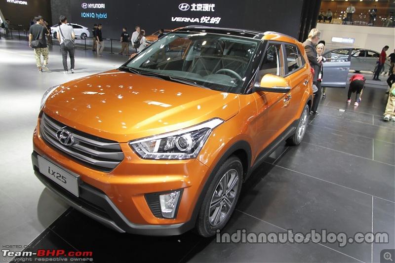 Hyundai Creta : Official Review-hyundaiix25frontthreequartersleftsideatautochina2016.jpg