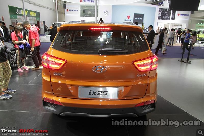Hyundai Creta : Official Review-hyundaiix25rearatautochina2016.jpg