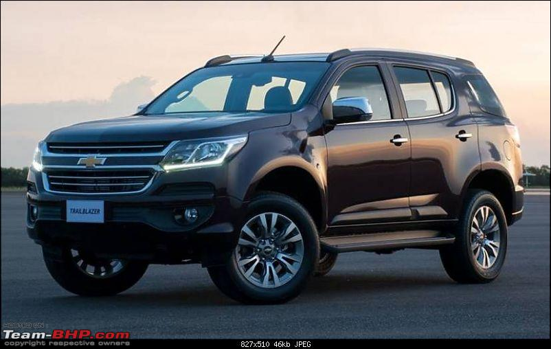 Chevrolet Trailblazer : Official Review - Page 6 - Team-BHP