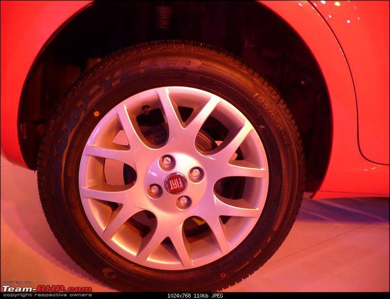Fiat Grande Punto : Test Drive & Review-p1000661.jpg