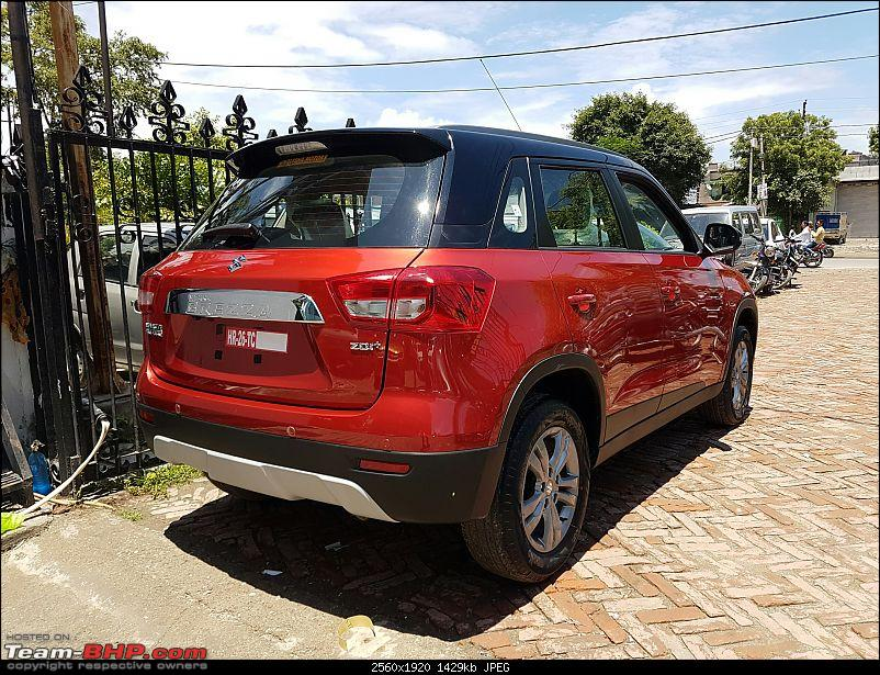 Maruti Vitara Brezza : Official Review-back-km.jpg