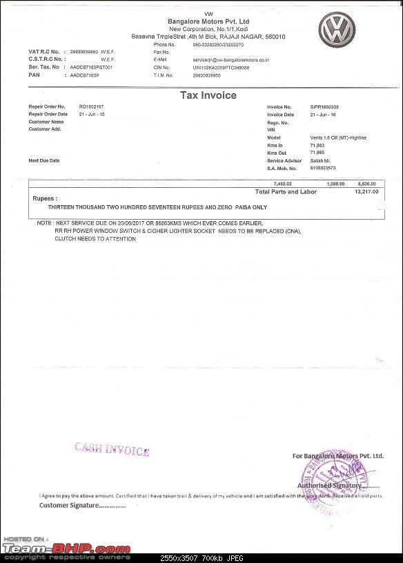Volkswagen Vento : Test Drive & Review-5th-service-invoice-page-2.jpg