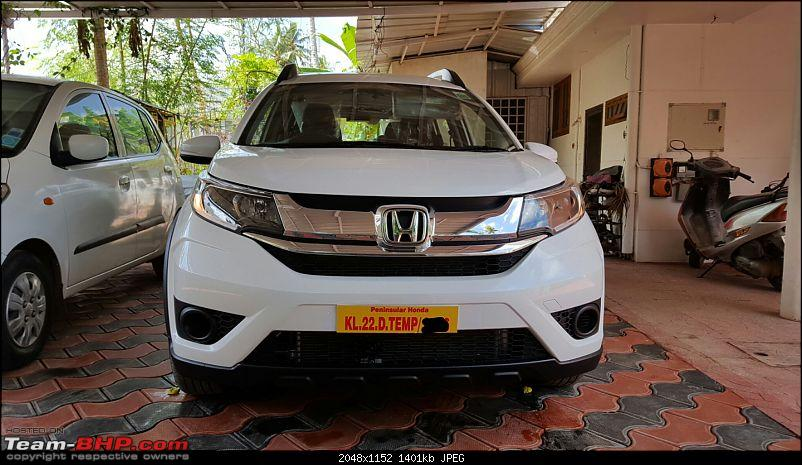 Honda BR-V : Official Review-20160808_114824.jpg