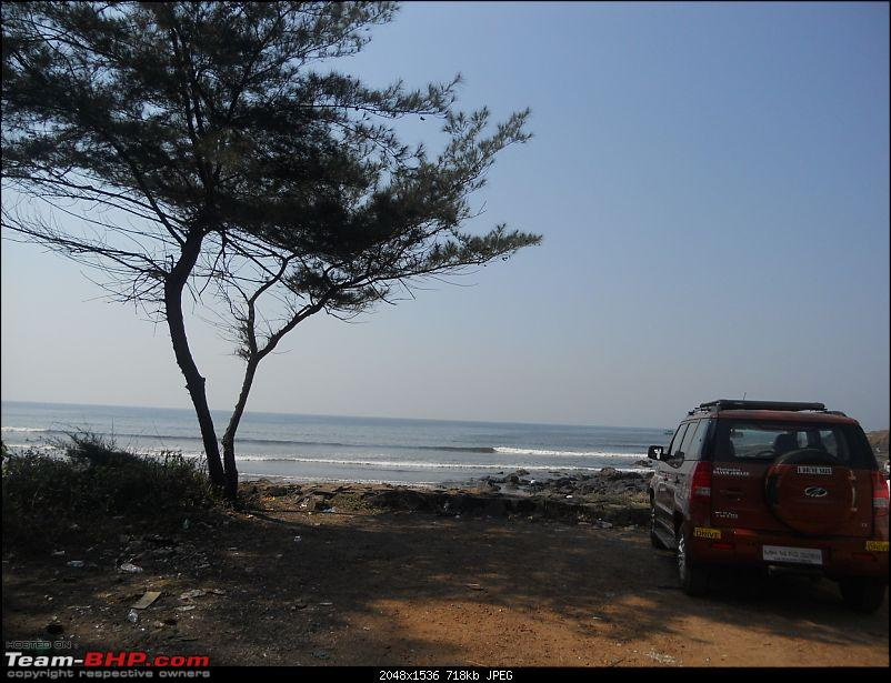 Mahindra TUV300 : Official Review-orange-tank-admiring-hedavi-beach.jpg