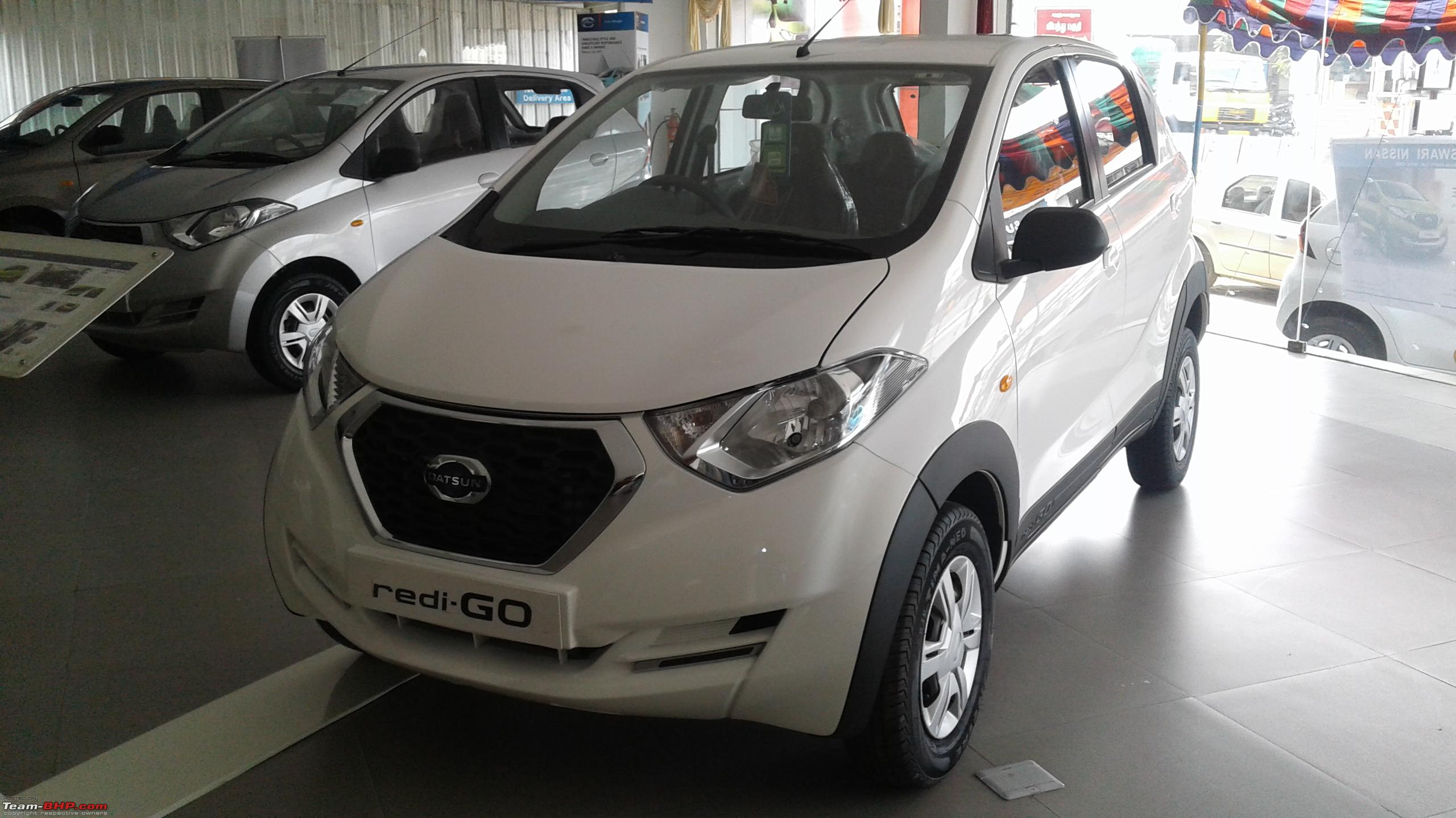 Nissan Datsun RediGO - Quick Review with Video
