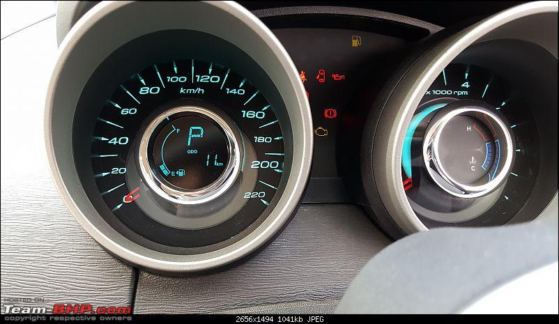 Mahindra XUV500 Diesel Automatic : Official Review-20170125_150257.jpg