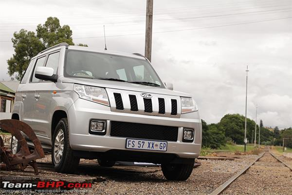 Name:  SouthAfricanspecMahindraTUV300frontthreequarters.jpeg Views: 4305 Size:  40.4 KB