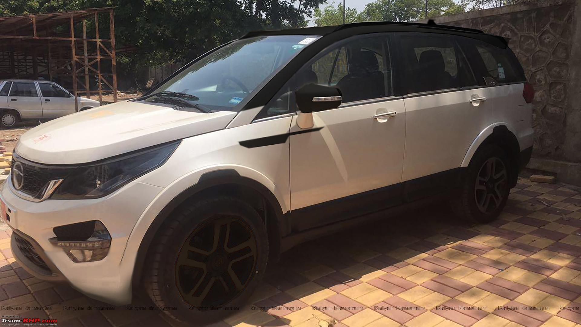 tata hexa official review   page 111   team bhp
