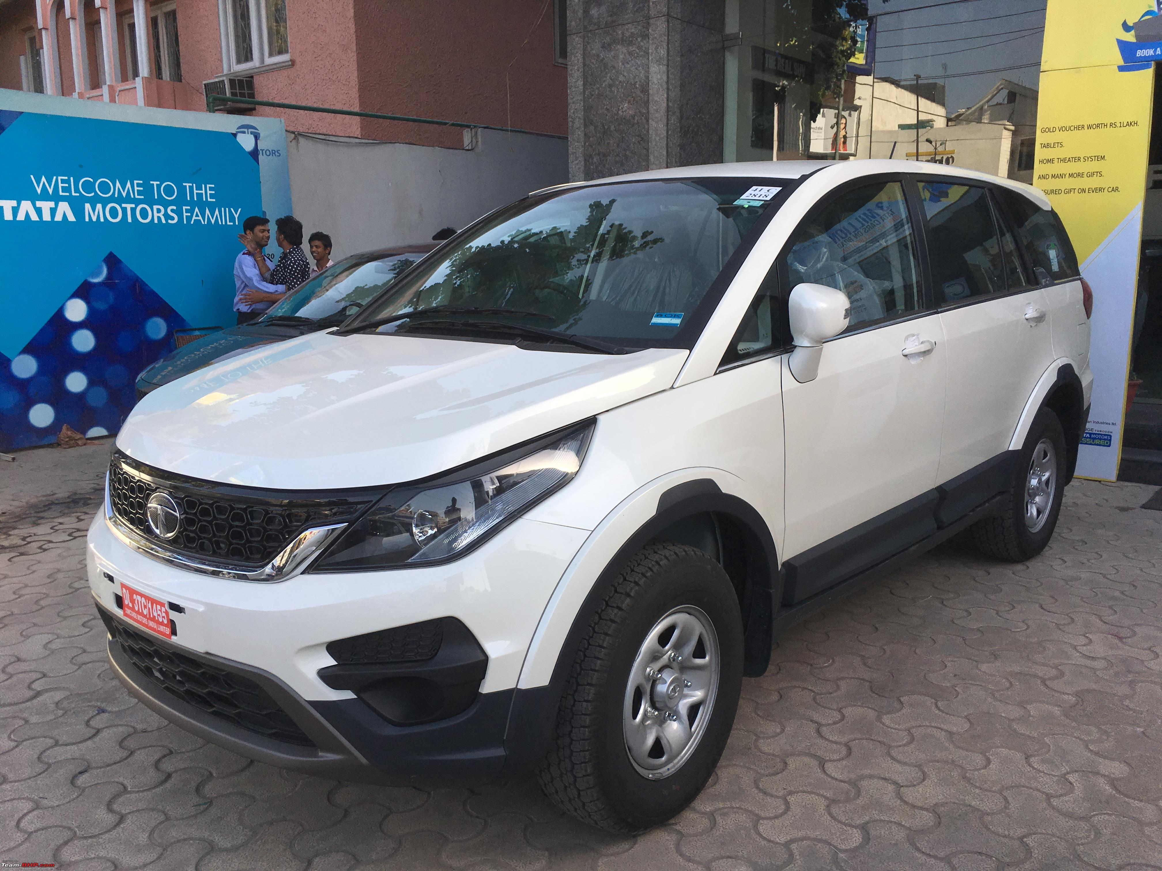 Tata Hexa Official Review Page 114 Team Bhp