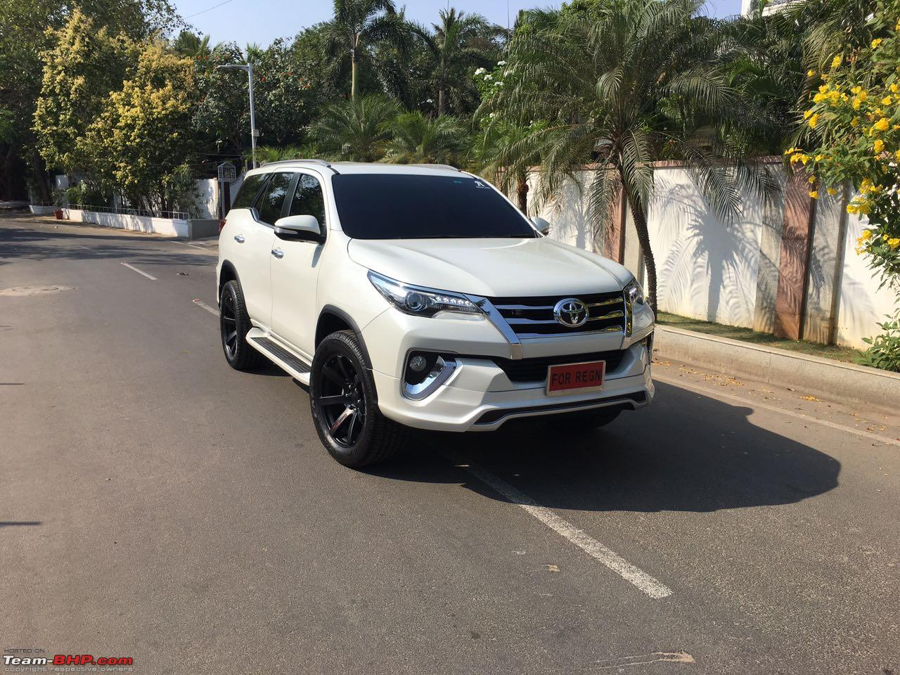 Toyota Fortuner Official Review Page 13 Team Bhp