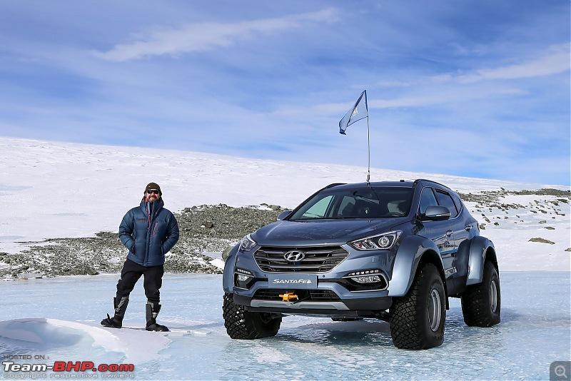 Hyundai Santa Fe : Official Review-hyundaisantafeantarctica30.jpg