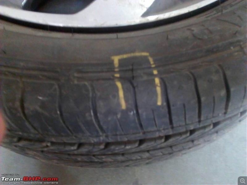 Honda BR-V : Official Review-defect.jpg