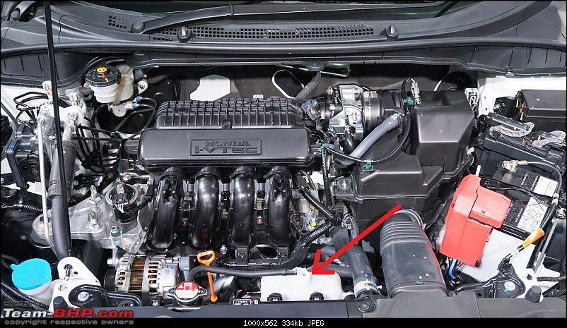 Honda City : Official Review-coolant.jpg