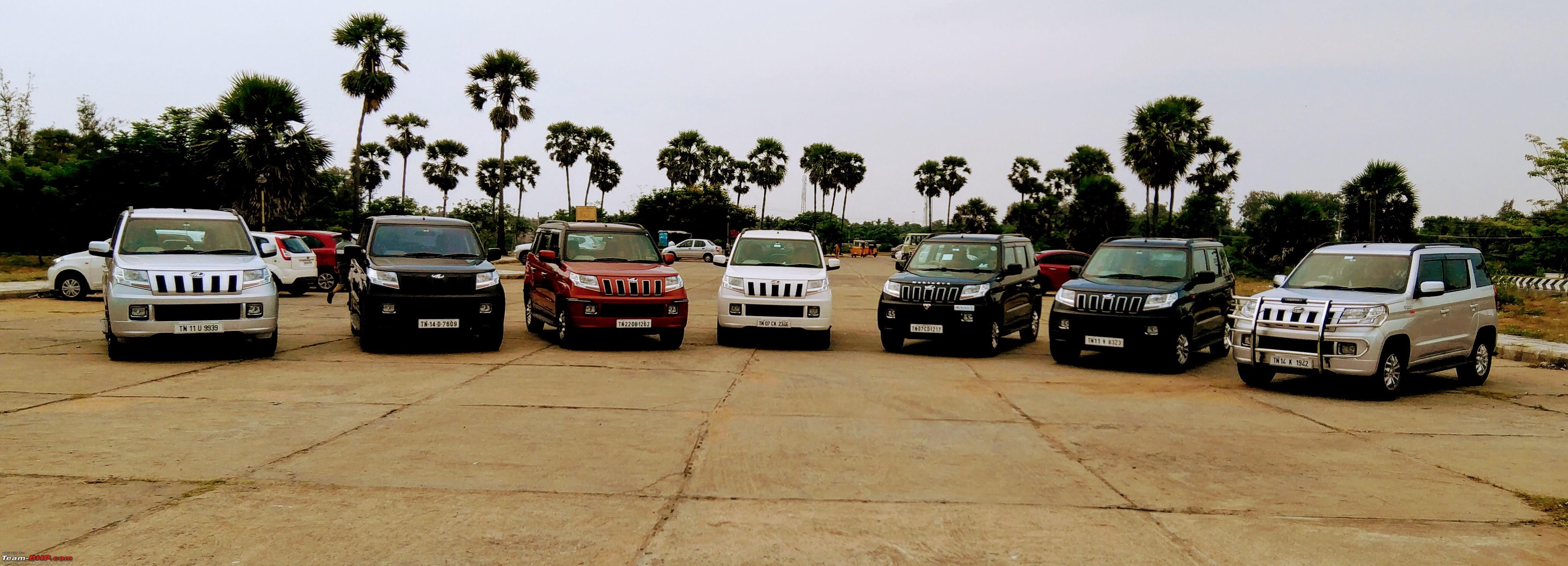 Mahindra Tuv300 Official Review Page 122 Team Bhp